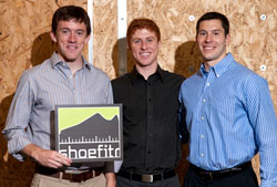 Shoefitr is a client company of Ben Franklin Technology Partners/Innovation Works